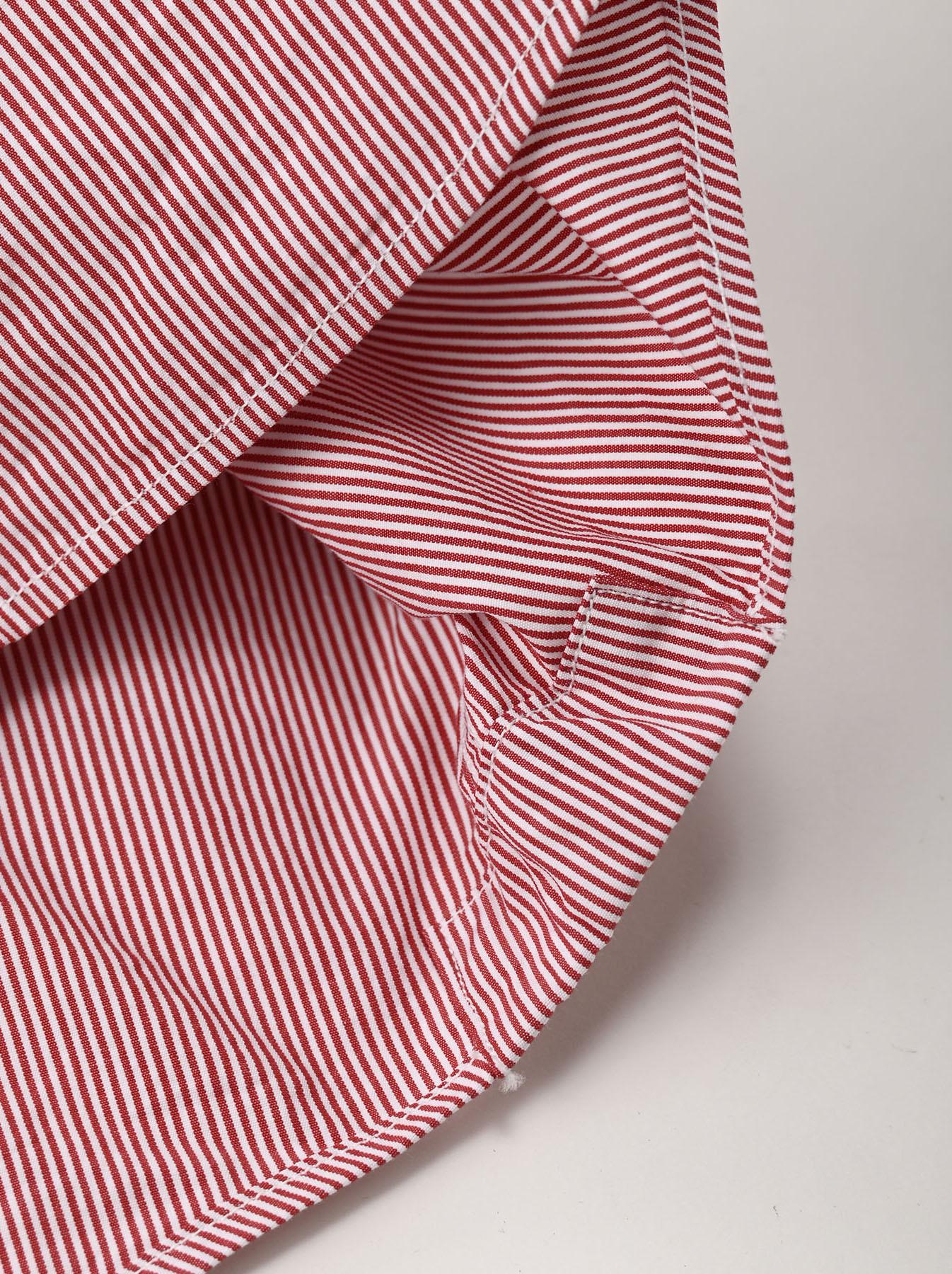 Miko Stand Collar 908 Ocean Shirt-12