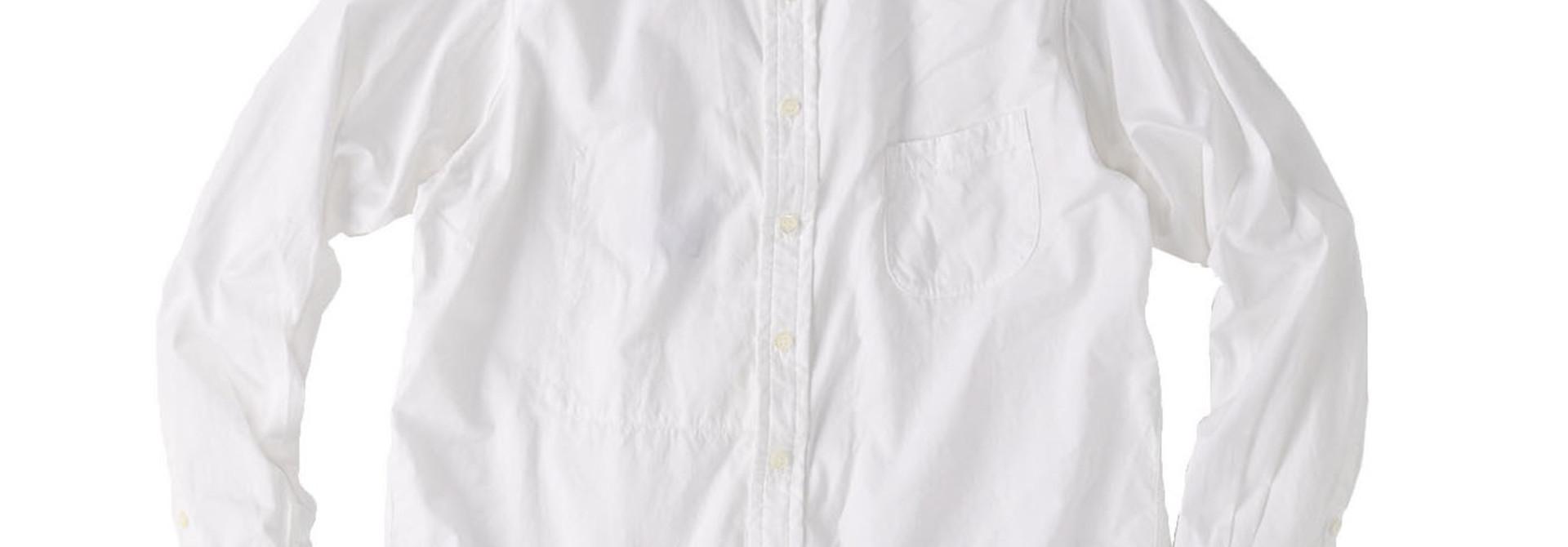 Miko Stand Collar 908 Ocean Shirt