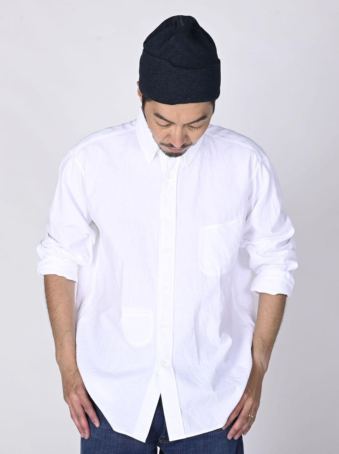 Gauze 908 Ocean Shirt-2