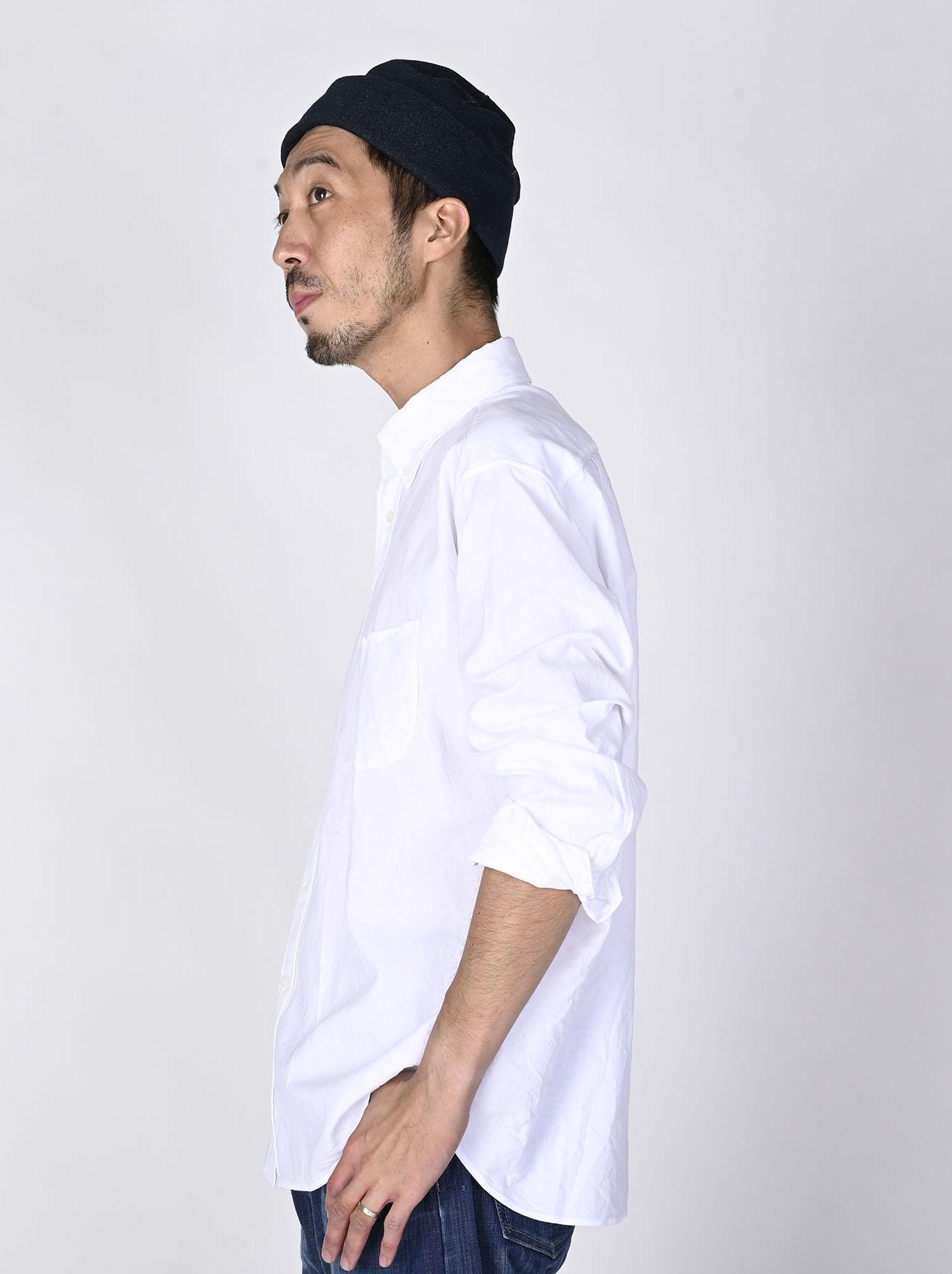 Gauze 908 Ocean Shirt-3