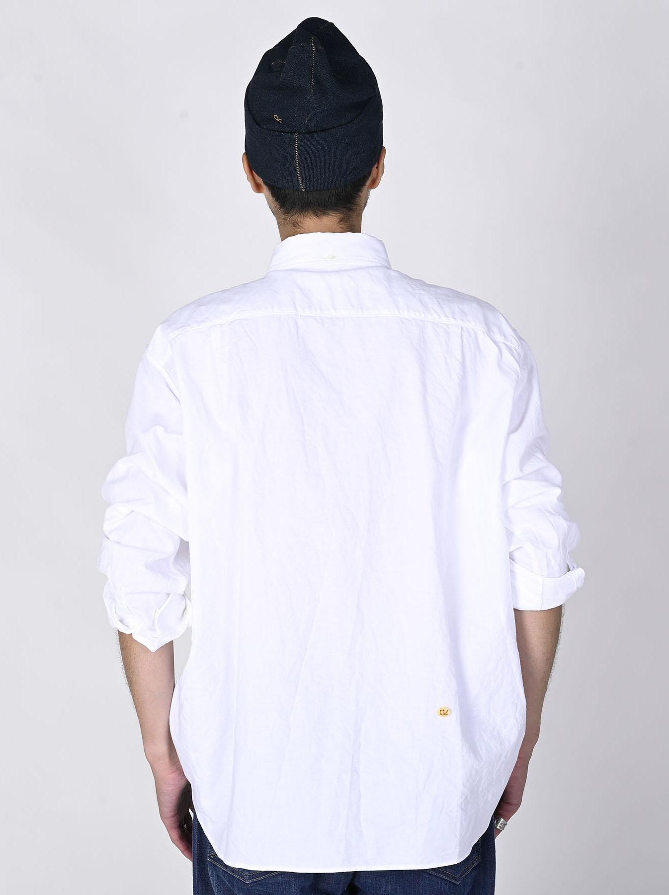 Gauze 908 Ocean Shirt-4