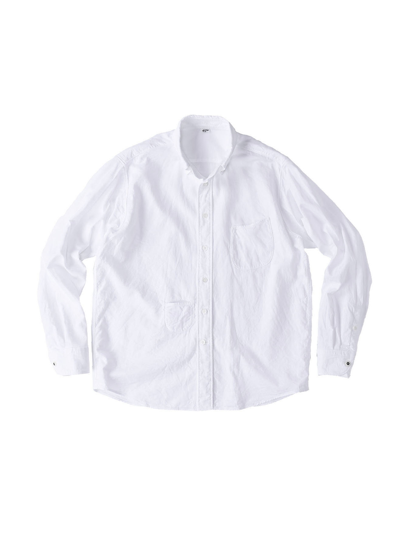 Gauze 908 Ocean Shirt-1