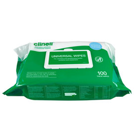 Clinell Clinell Universal Wipes (100)