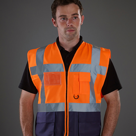 Yoko Multi-functional Executive Hi Vis Vest