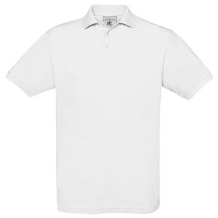 B & C B & C Safran 100% Cotton Polo