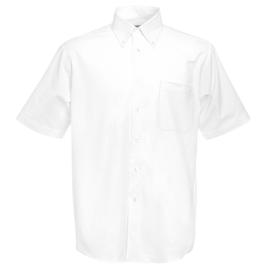 Fruit of the Loom Oxford Short Sleeve Shirt
