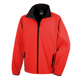 Result Printable Softshell Jacket (Men)