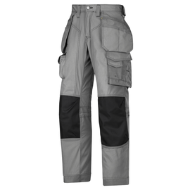 Snickers Workwear Snickers 3223 Rip-Stop Floorlayer Holster Pockets Trousers