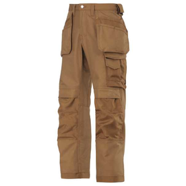 Snickers Workwear Snickers 3214 Craftsmen Holster Pocket Trousers, Canvas + Trouser