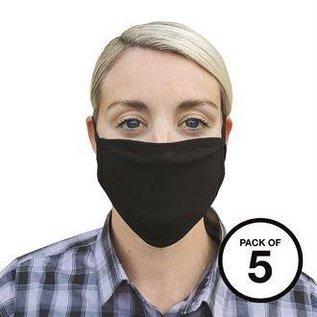 Premier Premier Washable Face Cover - Pack of 5