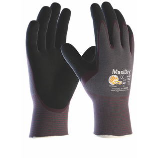 ATG MaxiDry 3/4 Coated Grip Glove