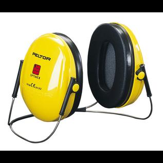 3M 3M Peltor Optime 1 Neckband Earmuff H510B, SNR 26dB