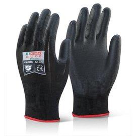 Click PU Coated Glove
