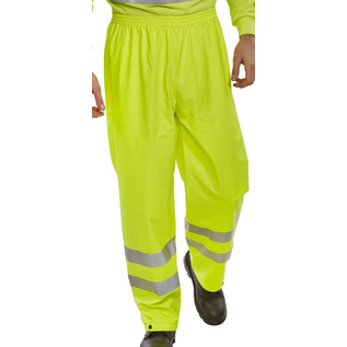 B Seen BSeen Hi Vis PU Trousers