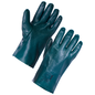 Super Touch Double Dipped Green PVC Glove - 11 inch