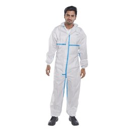 Click Disposable Microporous Coverall Type 4/5/6