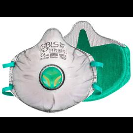 BLS Respiratory Zero 030 FFP3 Valved Mask