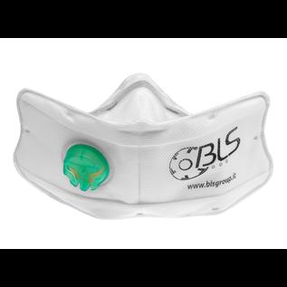 BLS Respiratory Flickit FFP1 Valved Mask (Single)