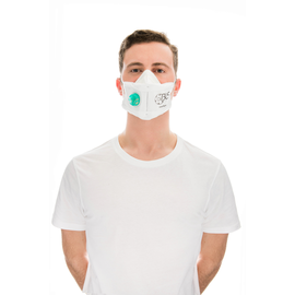 BLS Respiratory Flickit FFP3 Valved Mask (Single)