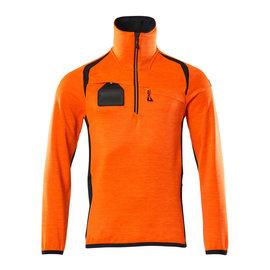 Mascot Workwear Accelerate SAFE Half Zip Fleece Jumper