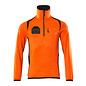 Mascot Workwear Mascot Accelerate Safe Half Zip Fleece Jumper