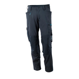 Mascot Workwear Advanced Stretch Trouser with kneepad pockets