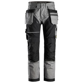Snickers Workwear Snickers 6214 RuffWork Canvas + Trouser with Holster Pockets