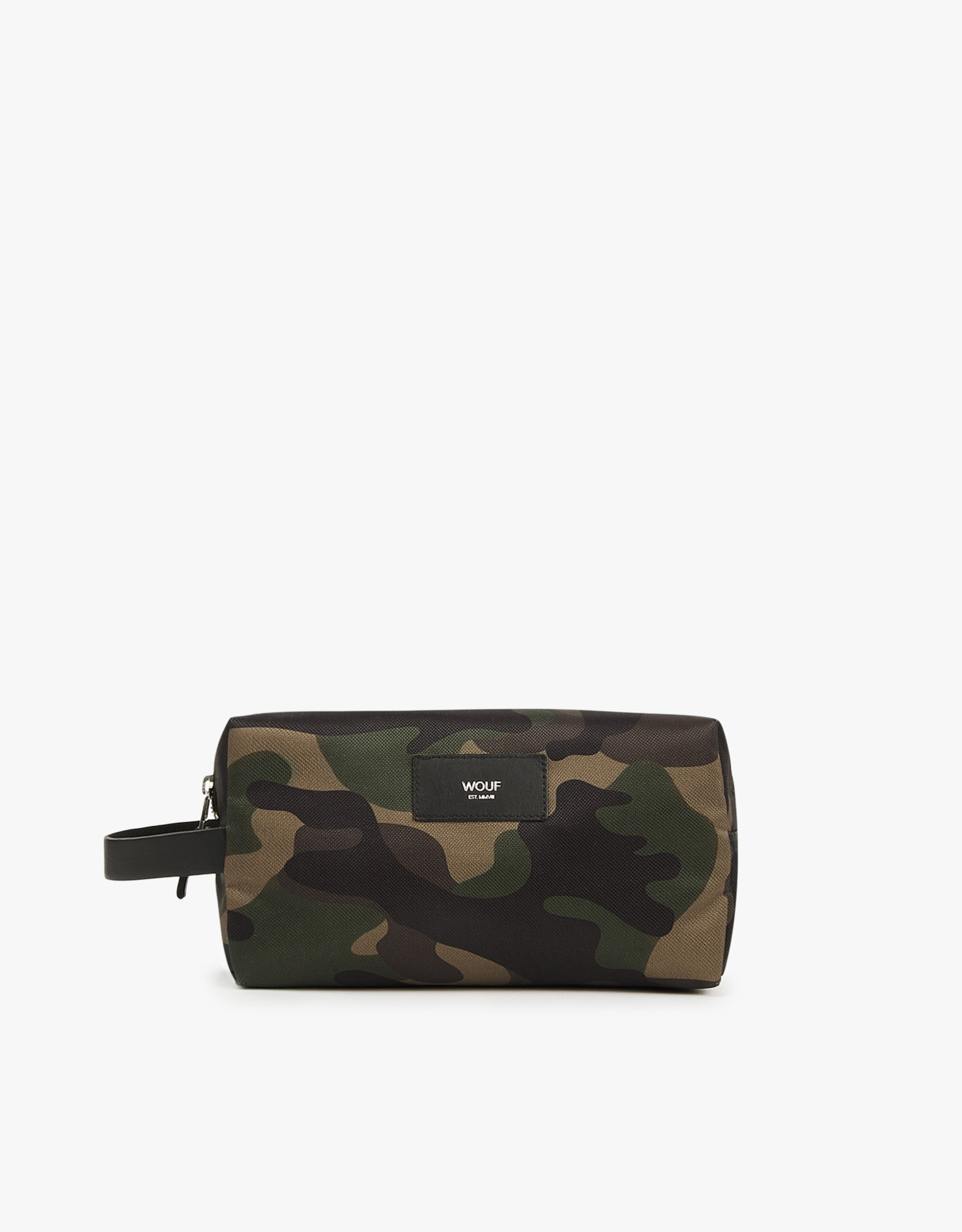 WOUF WOUF Camouflage Travel Case