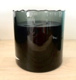 Dekocandle Geurkaars Zwart Medium Ebène