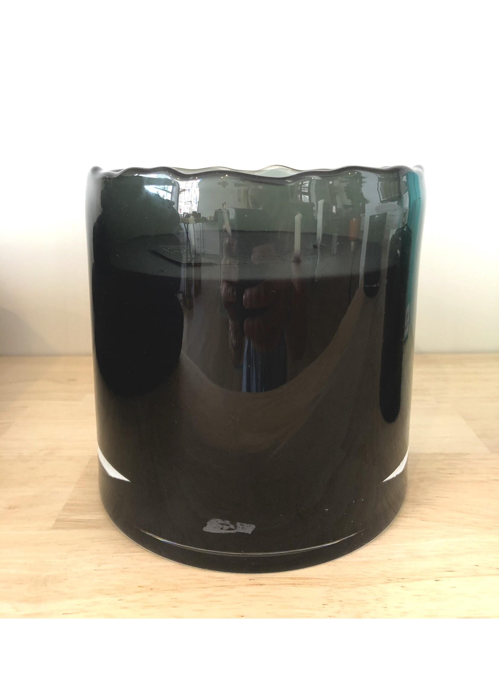 Dekocandle Geurkaars Zwart Large Ebène