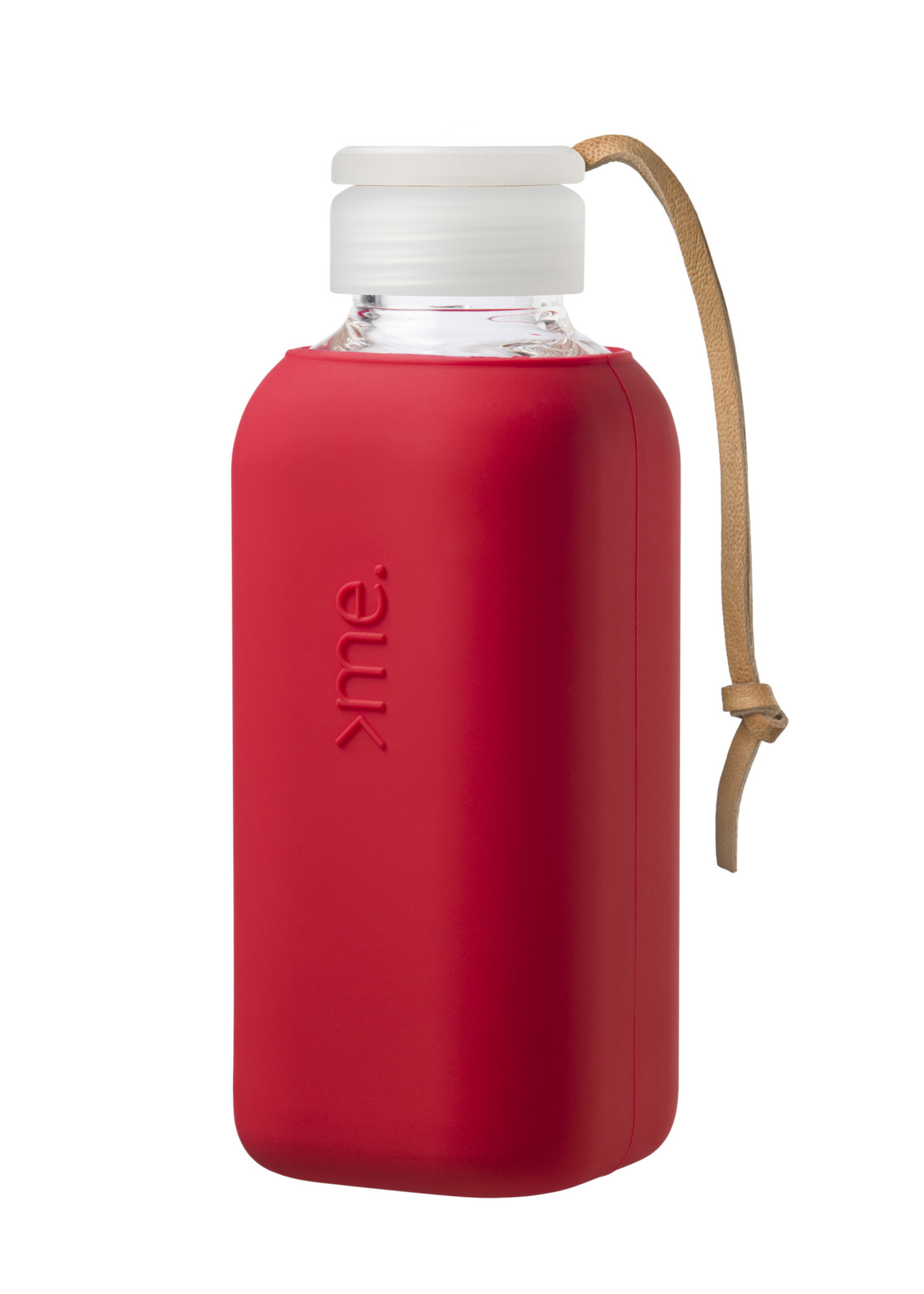 SQUIREME SQUIREME Y1 Bottle 600ml FIRE RED