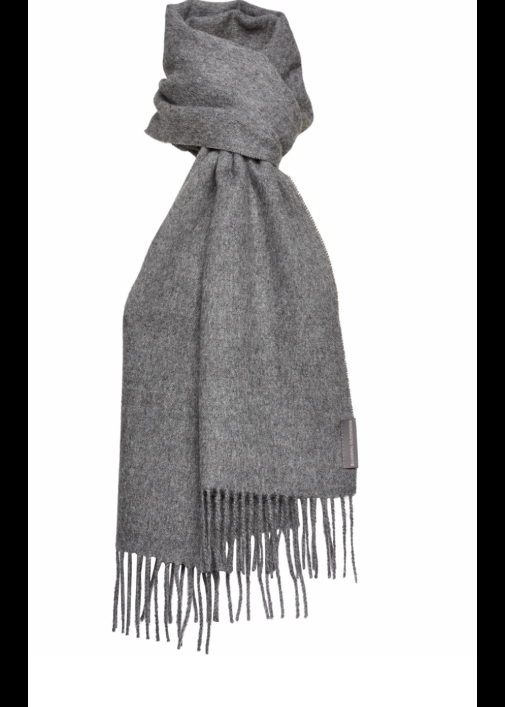 Silkeborg Sjaal Arequipa Dark Grey