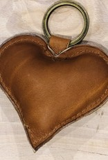 "Leather Be Sleutelhanger Leather Be ""Hartje"