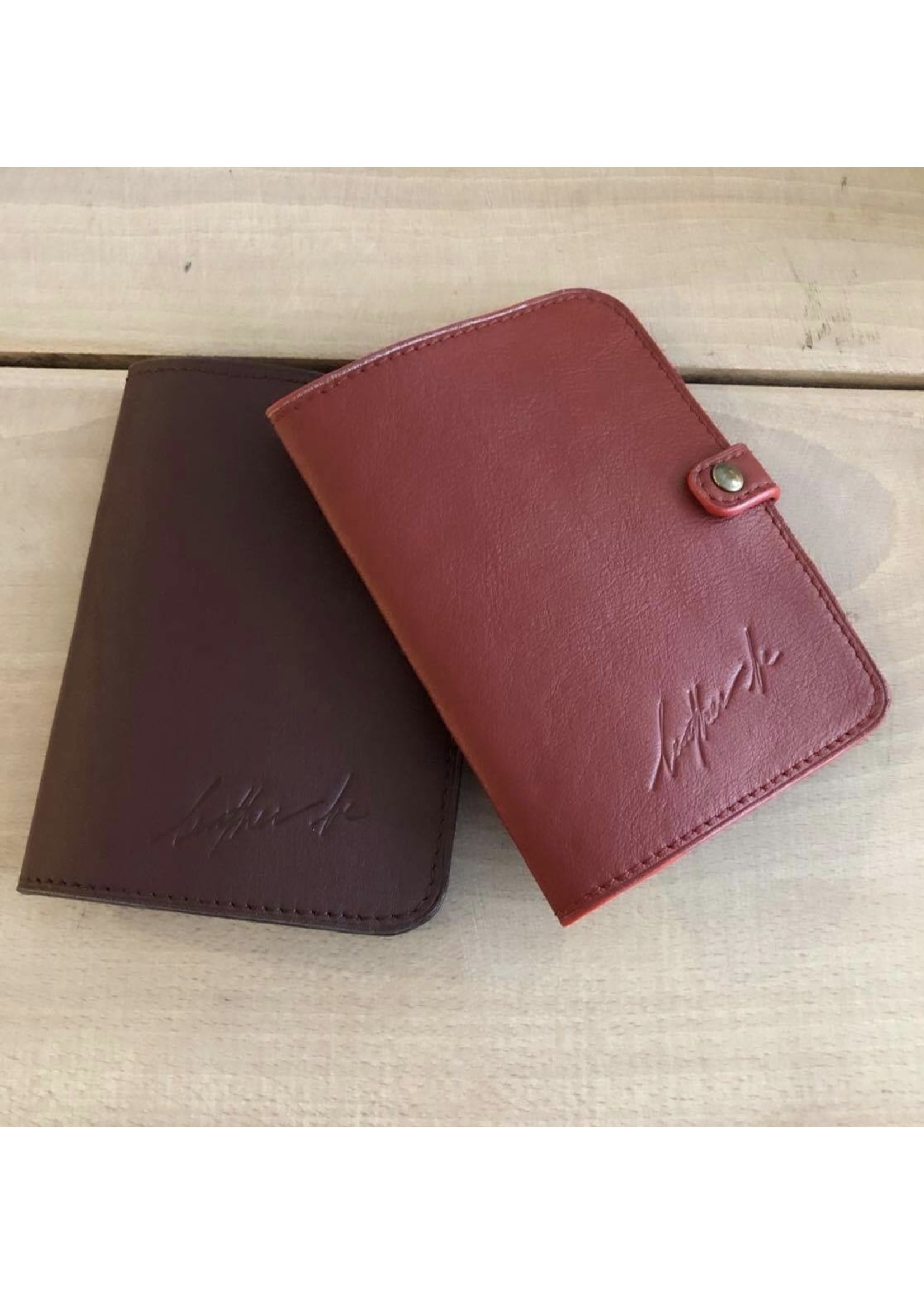 Leather Be Mondmasker etui