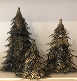 Dekocandle Kerstboom Small