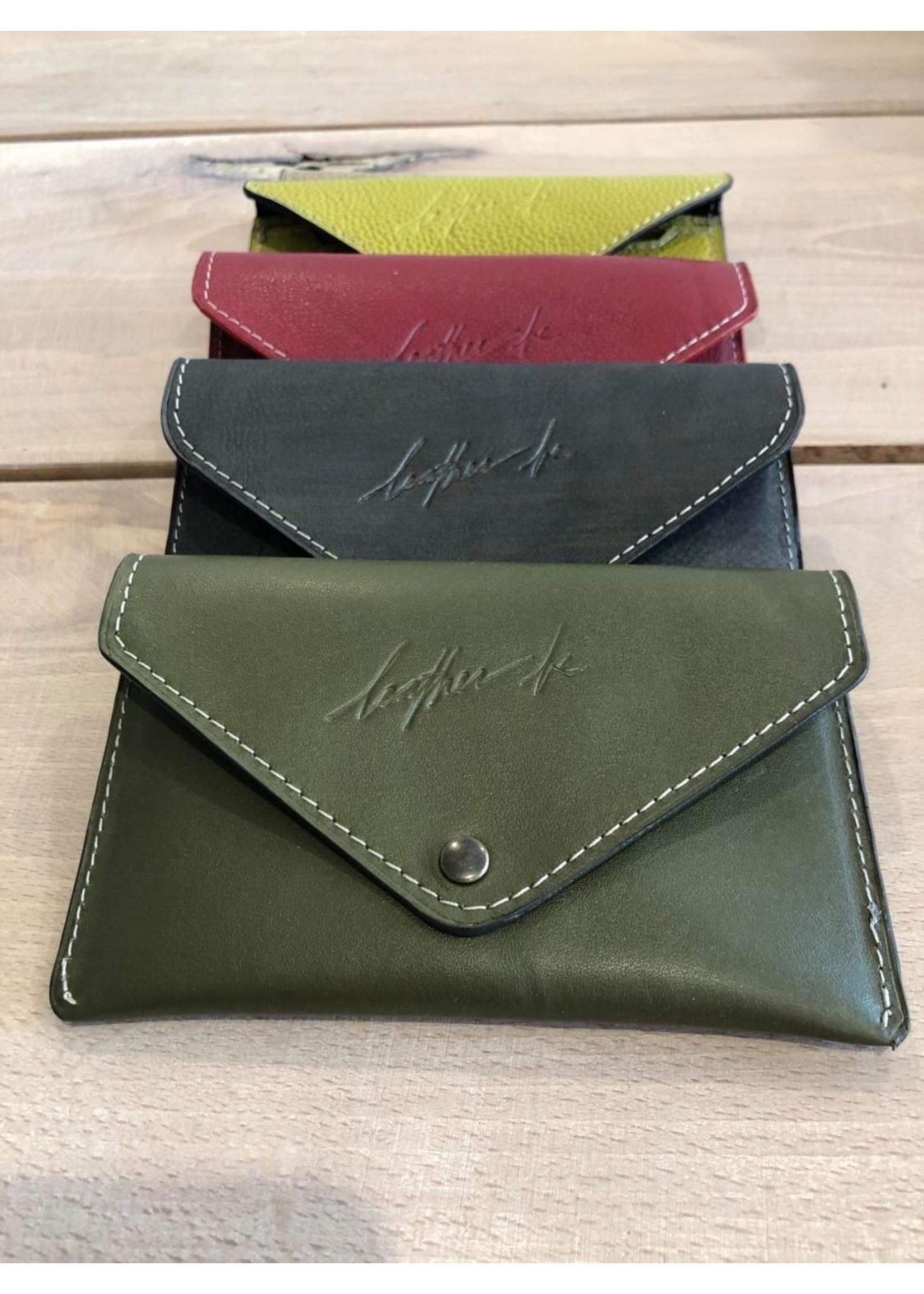 Leather Be Leather Be Lady Wallet