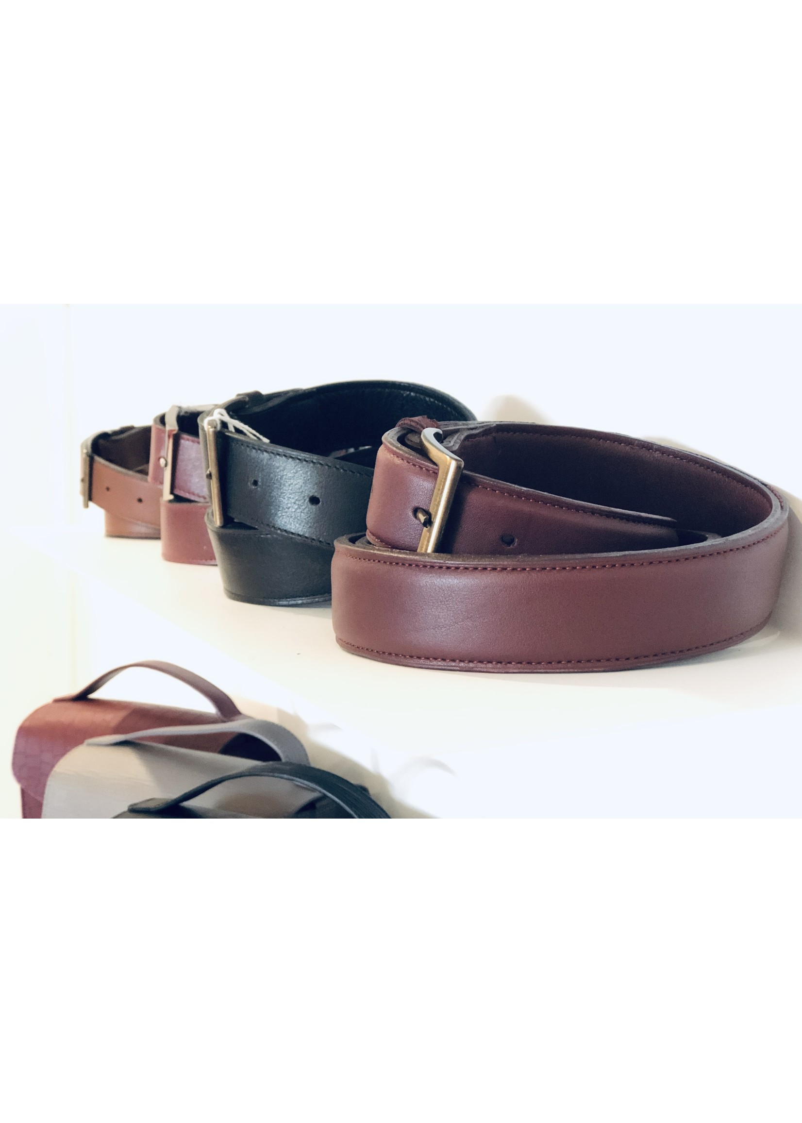 Leather Be Leather Be Heren Riem