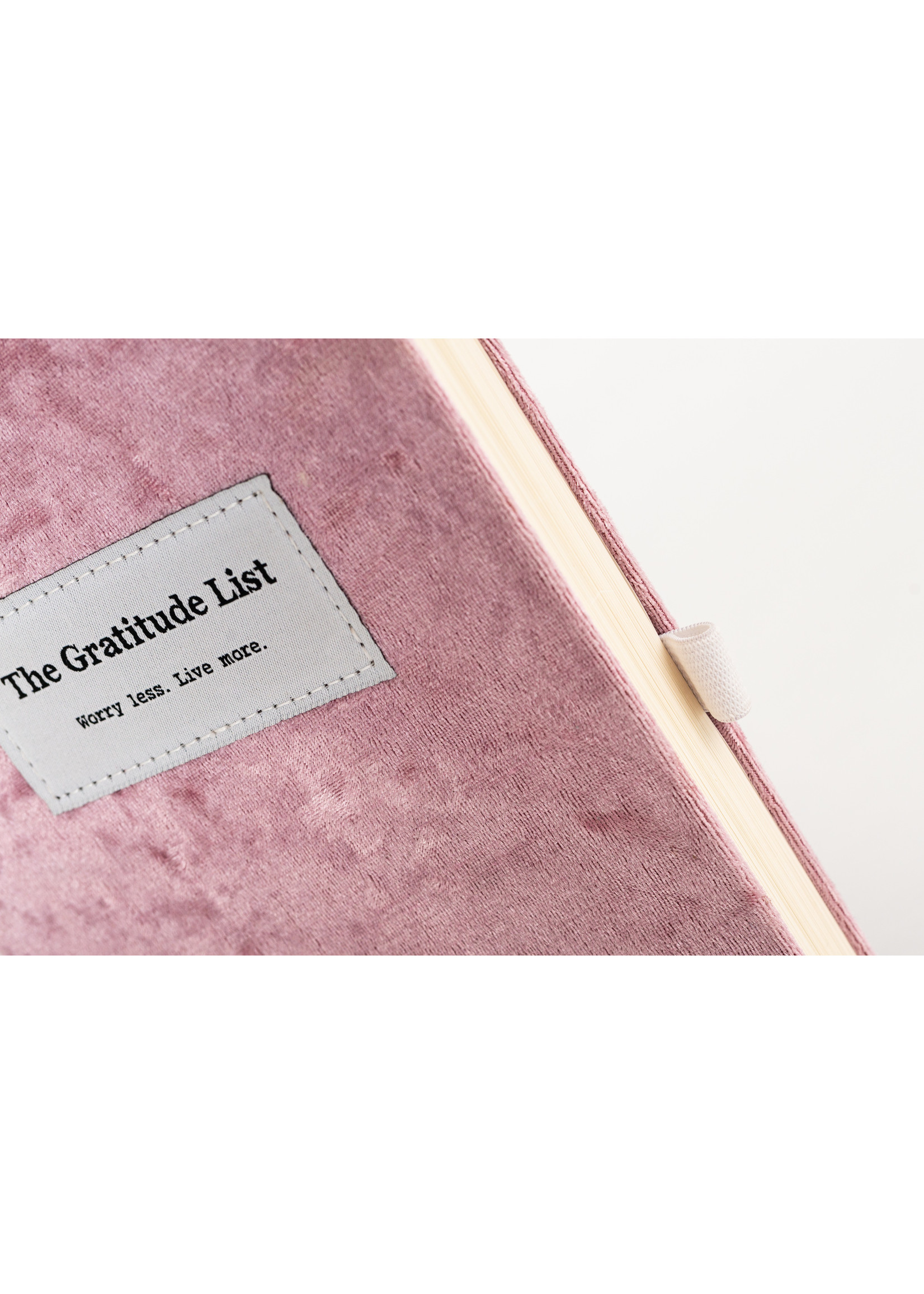 The Gratitude List The Gratitude List - Vintage Rose