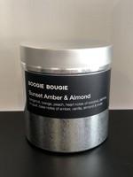 BOOGIE BOUGIE Boogie Bougie Geurkaars Sunset Amber & Almond