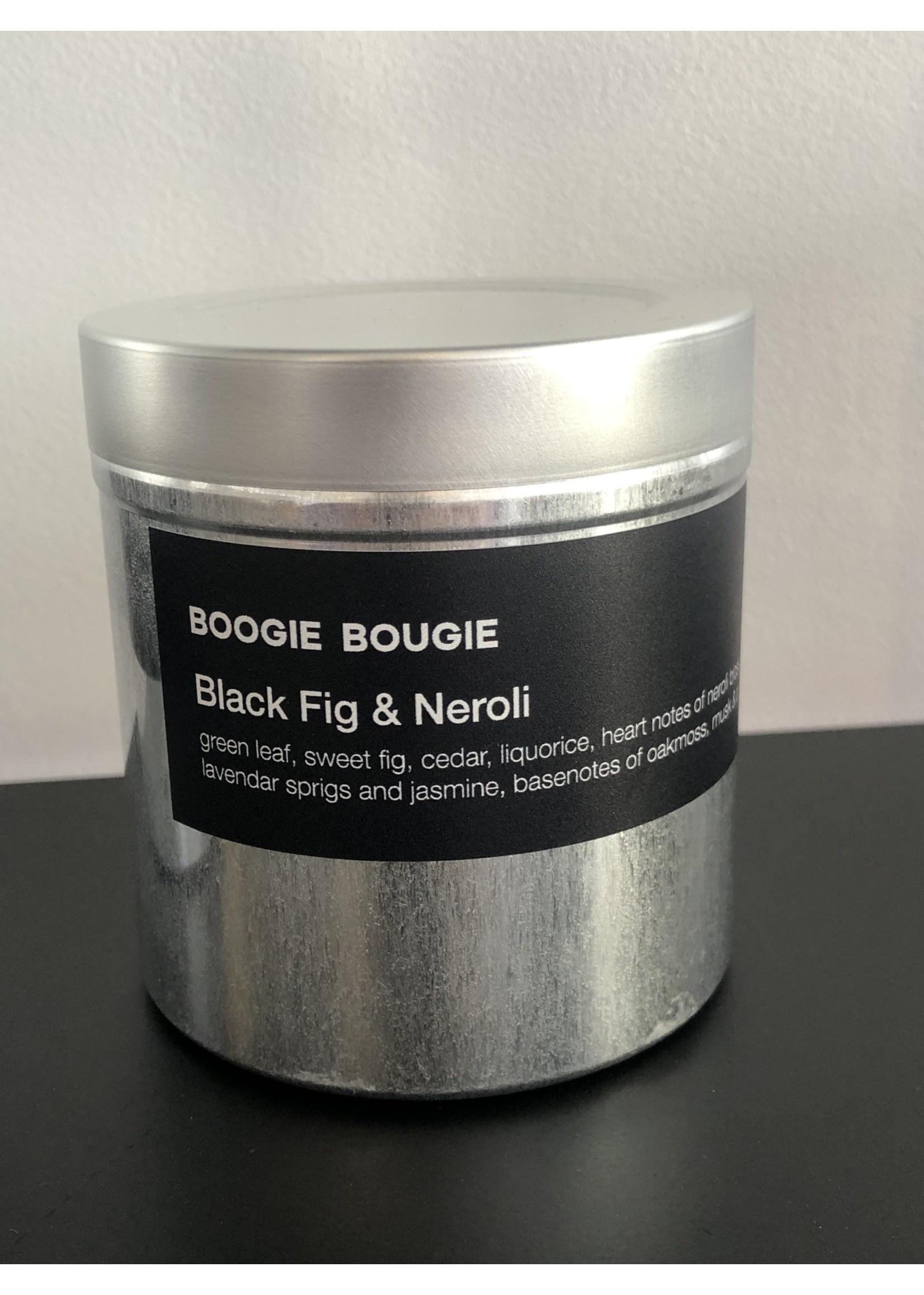 BOOGIE BOUGIE Boogie Bougie Geurkaars Black Fig & Neroli