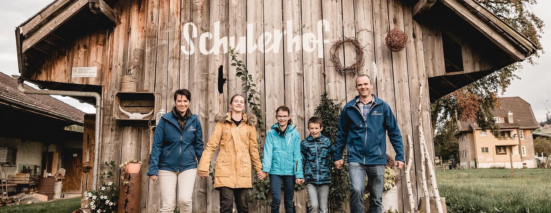 Schulerhof, Grosswangen LU
