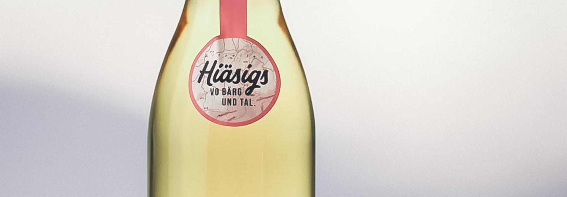 Houdäräbliätä 35cl «Ä Schluck Friälig»