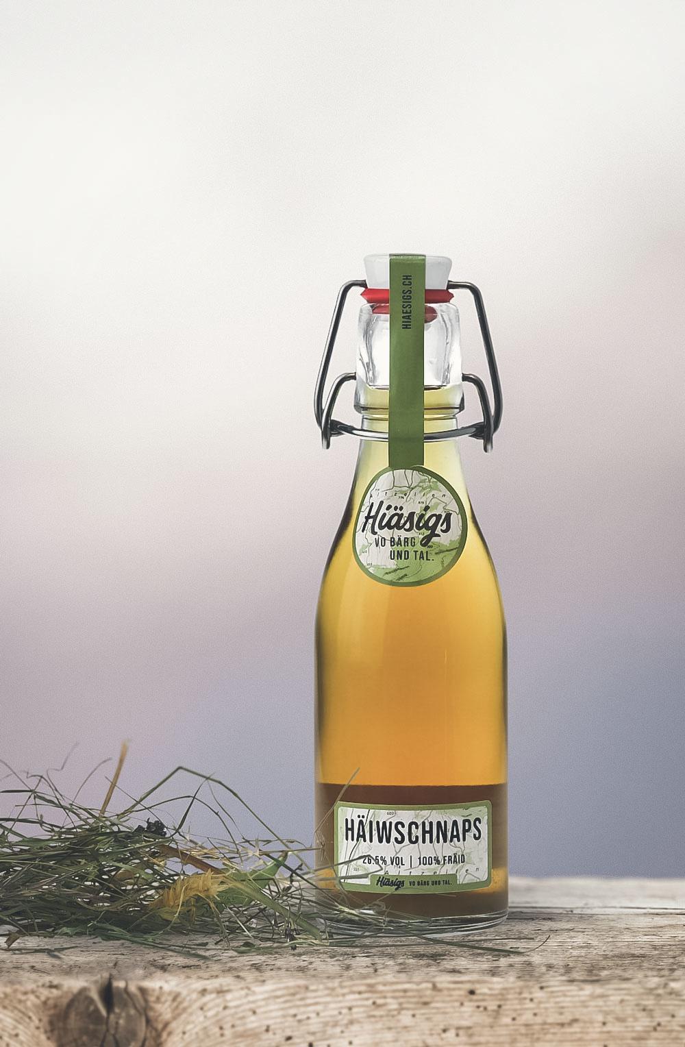 Häiwschnaps 20cl «Ä Schluck Heimat»-1
