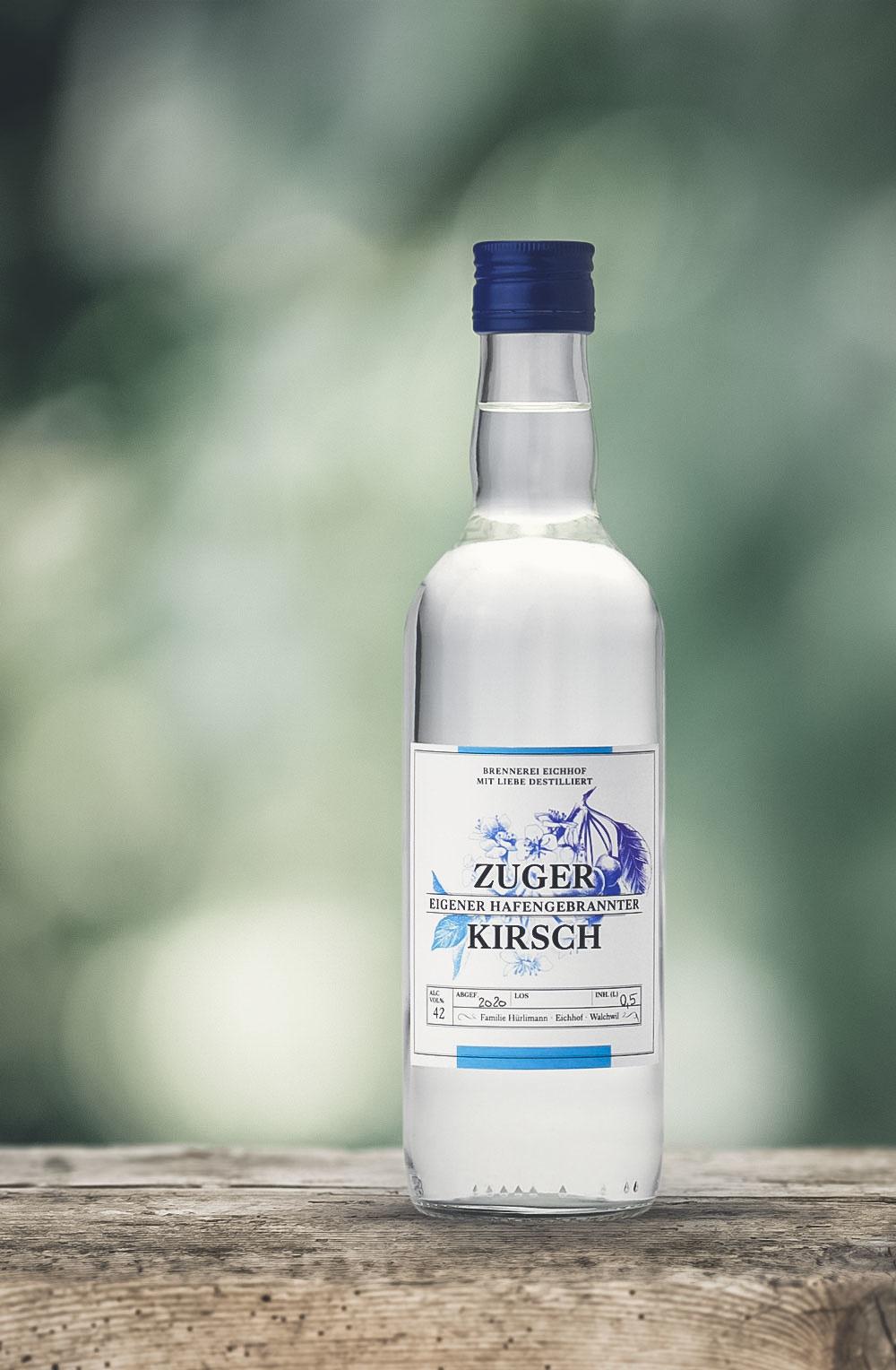 Zuger Kirsch 50cl-1