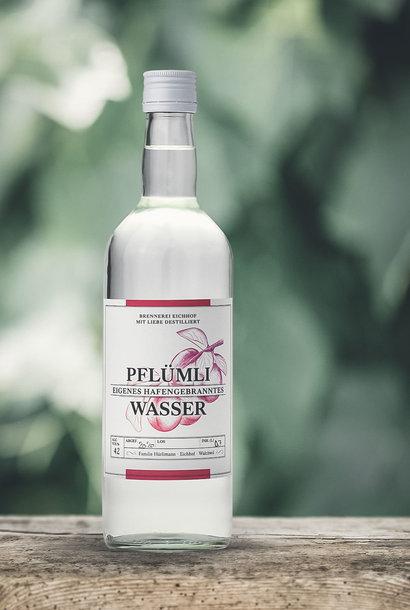 Pflümli Wasser 70cl