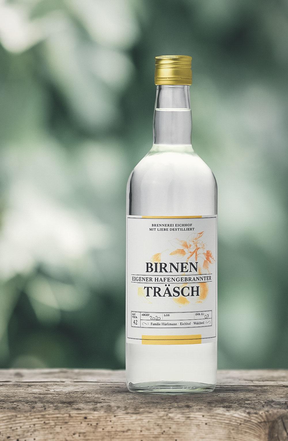 Birnen Träsch 70cl-1