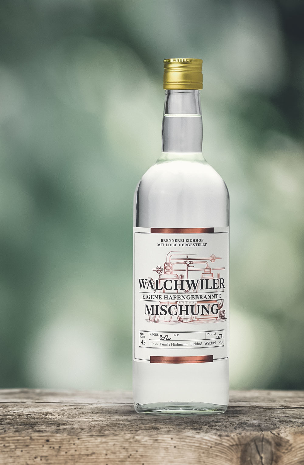 Walchwiler Mischung 70cl-1