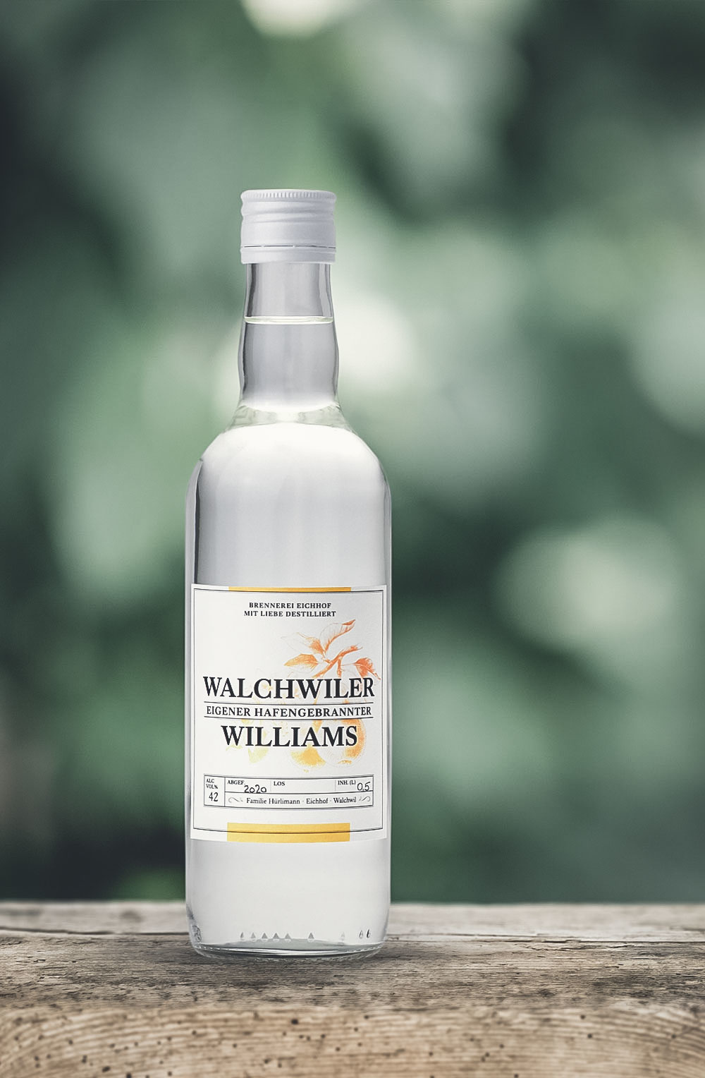 Walchwiler Williams 50cl-1