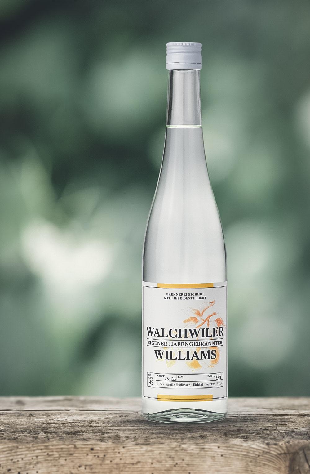 Walchwiler Williams 70cl-1