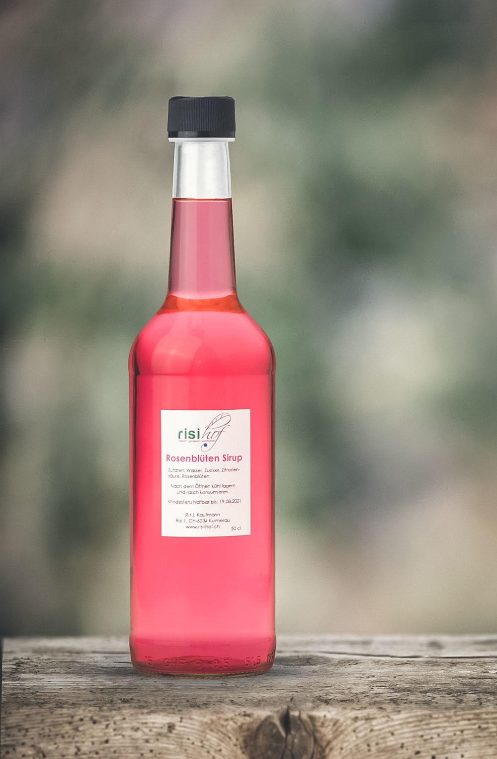 Rosenblüten Sirup 50cl-1